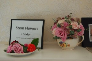 Stem Flowers London at Belair House