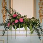 stem flowers mantelpiece flowers